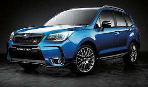 subaru forester 2017 interior sti tuned forester the forester ts