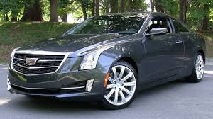 cadillac ats 2015 2015 cadillac ats coupe 2 0t start up road test and in depth
