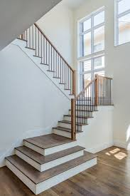 modern wood stair treads tips to selecting wood stair treads