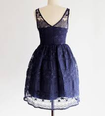100 navy lace overlay dress women u0027s strappy floral