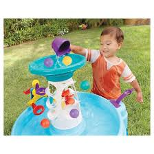 Water Table Toddler Little Tikes Spinning Seas Water Play Table Target
