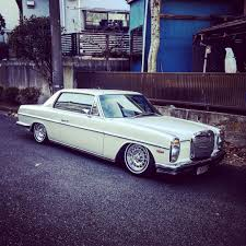 bagged mercedes wagon 44motoring mercedes benz w114 w114coupe w114outlaw w115