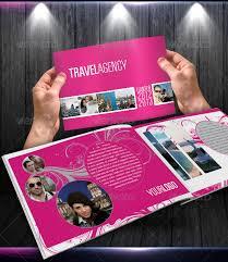 fancy brochure templates fancy travel agency catalogue brochure booklet layout design