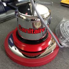 Floor Buffer by Sanitaire Floor Machine Scrubber Stripper Polisher And Buffer