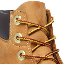 s 6 inch timberland boots uk timberland 6 inch premium lace up boots 12909 wheat nubuck juniors