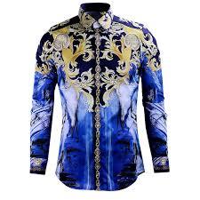 aliexpress buy 2017unique design fashion luxury brand shirts
