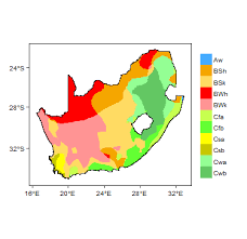 africa map climate zones climate of south africa earthwise