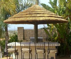 furniture traditional patio umbrellas with island and bar stool