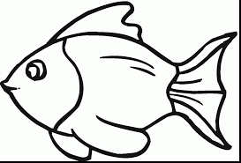 fantastic fish clip art black and white with uniqua coloring pages