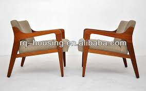 Wooden Arm Chairs Leg Rest Chair French Arm Chair Solid Wood Arm Chairs Rq20791