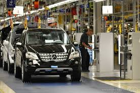 mercedes tuscaloosa made in america mercedes announces model at tuscaloosa plant