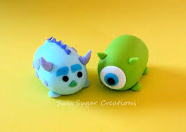 monsters inc cake toppers splendid mike sulley tsum tsum cake toppers between the pages
