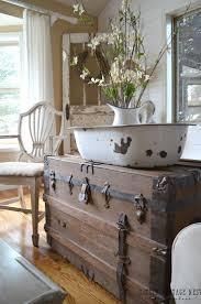 Modern With Vintage Home Decor Best 25 Old Trunks Ideas On Pinterest Antique Trunks Vintage