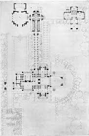 landscape plan for darwin martin house 1910 buffalo ny frank