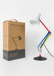 anglepoise and paul smith type75 mini desk lamp edition three