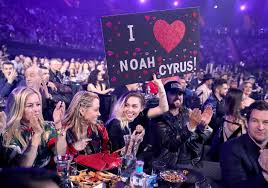 exclusive miley cyrus surprised sister noah with her u0027most