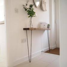 narrow console table for hallway hallway console tables ebay