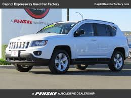 jeep suv 2016 used jeep compass at capitol expressway used car factory serving