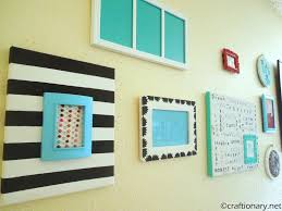 Wall Frames Ideas Craftionary