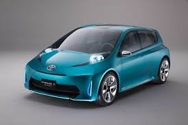 toyota makes toyota introduces prius wagon and prius coupe green wheeling