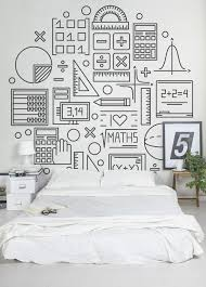 Wall Murals For Childrens Bedrooms Earn Top Marks With Back To Wall Murals Play Spaces