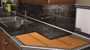 diy granite tile countertops granite countertop cream