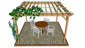 patio pergola plans myoutdoorplans free woodworking plans and