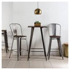 Stornas Bar Table White Ridgeby Barstools Pub Dining Collection