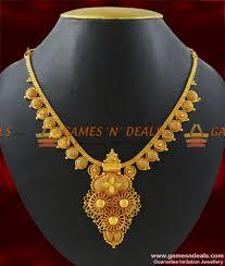 necklace designs images Nckn175 unique grand trendy net design big dollar imitation jpg