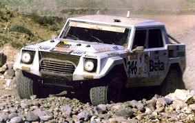 off road lamborghini lamborghini lm002 course granada dakar chez autodrome paris