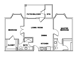 senior retirement community floor plans assisted living phoenix