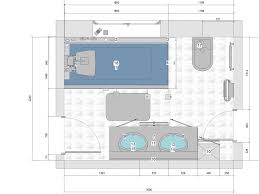 disposition de chambre charmant plan salle de bain 4m2 et chambre enfant disposition salle