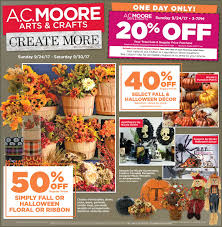 spirit of halloween coupon printable view a c moore weekly craft deals