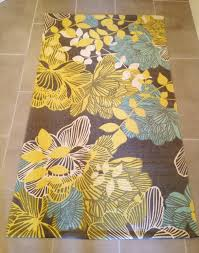 yellow bathroom rugs at walmart creative rugs decoration