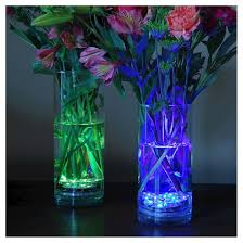 2ct led remote submersible lights multi color target