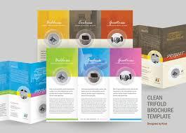 a perfect minimalist 8 5 x 5 5 corporate tri fold brochure the