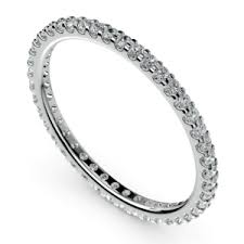 and rings diamond eternity bands and rings in platinum white gold