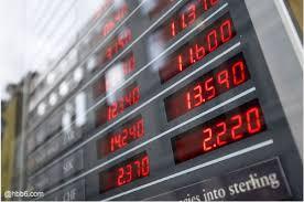 bureau de changes cochange lire un tableau de taux de change