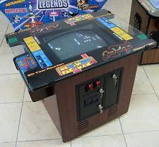 arcade coffee table ebay area 51 atari arcade video game machine