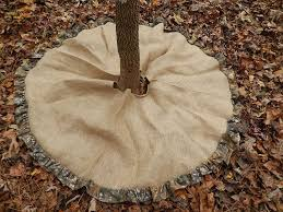 burlap tree skirt burlap tree skirt state outdoors