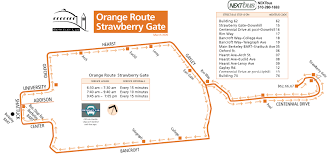 lbl map laboratory shuttle routes orange route