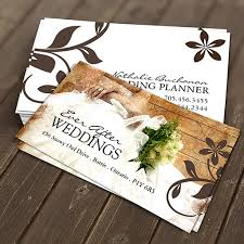 wedding planner business wedding planner business card