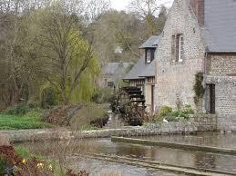 chambres d hotes veules les roses le moulin aux cressonnières photo de le fleuve la veules veules