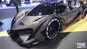 devel sixteen prototype 2018 devel sixteen specs price engine design interior