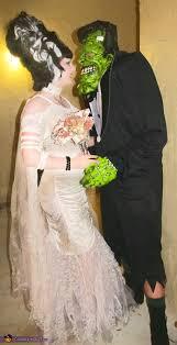 Bride Frankenstein Halloween Costume Ideas Frankenstein U0026 Bride Halloween Costume Ideas Couples