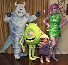 Sully Monsters Halloween Costume 20 Monsters Halloween Costumes Ideas Boo
