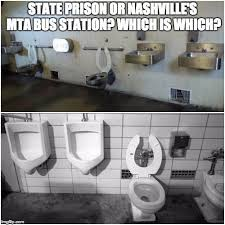 Public Bathroom Meme - after protest and viral meme nashville will clean its bus station