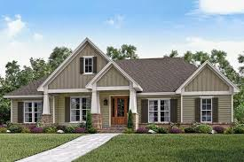 craftsman style home turn the garage to the side craftsman style house plan 3 beds 2 5 baths 2151 sq ft plan 430