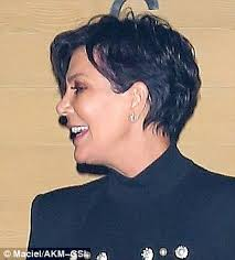kris jenner hairstyles front and back kris jenner is back to normal after cancelling planned tv