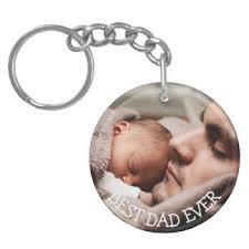 Baby Keychains Dad Keychains U0026 Dad Keychain Designs Zazzle Canada
